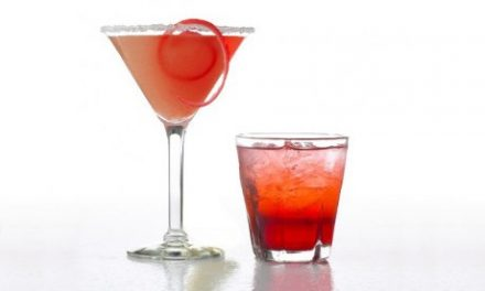 Holiday Cocktails – Berry Merry Xmas